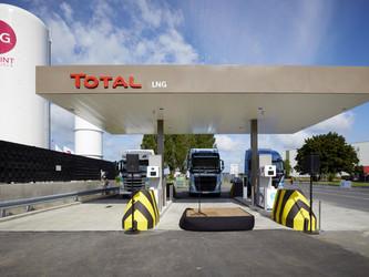 Belgique : Total et PitPoint ouvrent une station GNL à Rekkem