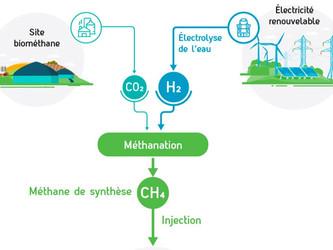 GRDF : l'appel à projets power-to-gas hydrogène