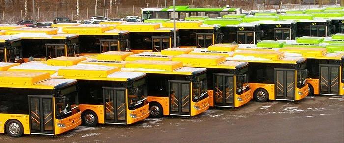 bus Keolis Danemark