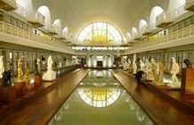Roubaix : le musée de La Piscine en travaux