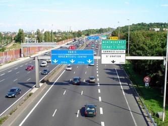 Pas de voie dédiée au covoiturage sur l'A15