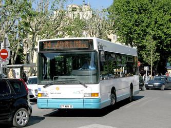Keolis reste à Aix-en-Provence encore 9 ans