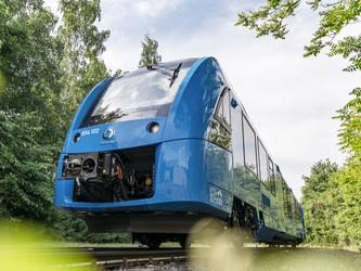 Alstom va tester le train à hydrogène aux Pays Bas