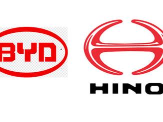 Batteries : BYD et Hino créent une joint-venture