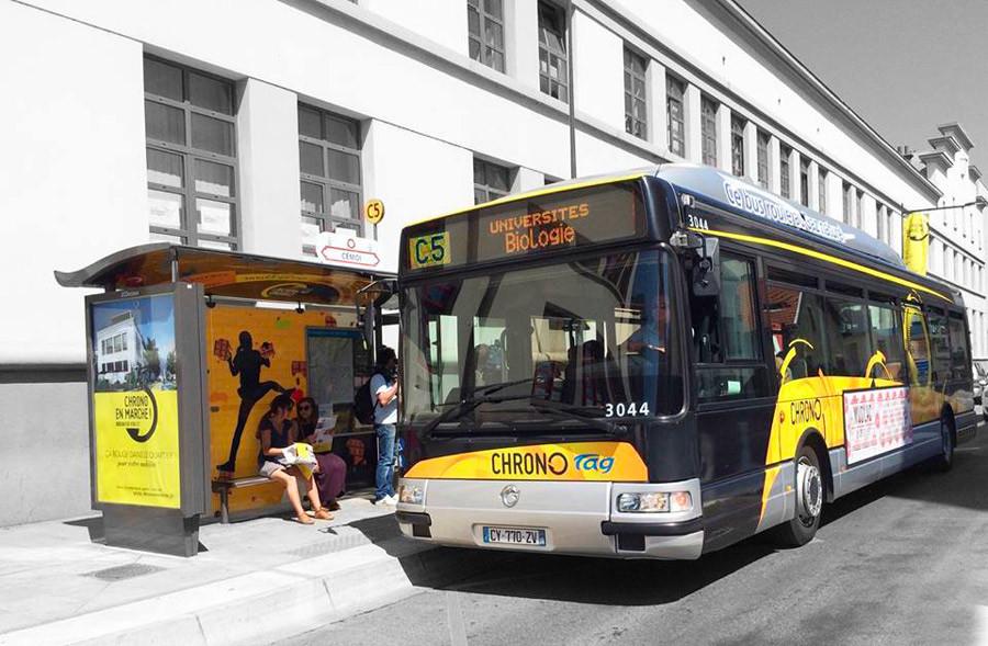 Bus Isère