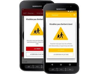 « N'oubliez pas d'enfant à bord », nouveau dispositif d'Ubitransport