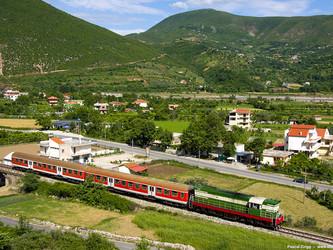 L'Europe finance l'ERTMS sur la ligne Tirana-Durrës