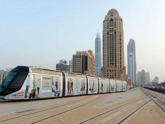 Dubaï : Keolis prend les commandes du métro et du tram