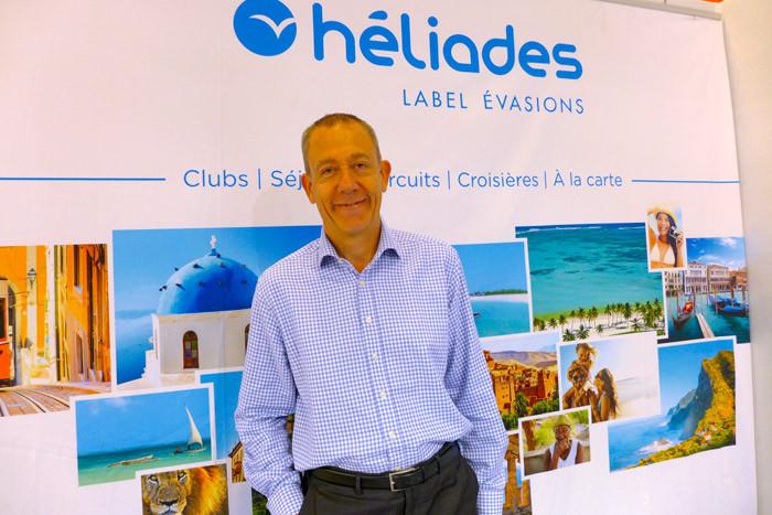 Jean Brajon, directeur général du TO Héliades. © Catherine Mautalent