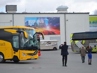 Berlin : BUS2BUS reporté à 2022