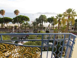 Un espace de 1000 m² en gestation à l'hôtel Martinez de Cannes