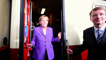 Le plaidoyer d'Angela Merkel