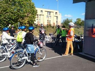 Toulouse : ouverture de la Maison des Mobilités Cyclables