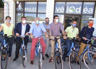 Le vélo, phénomène Mobilité de cette rentrée