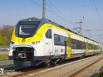 Le Bade-Wurtemberg choisit les Mireo Siemens à batteries