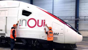 Le TGV devient INOUI