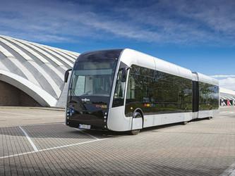 Trois premières mondiales pour Van Hool à Busworld