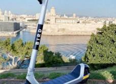 La Bird Two arrive à Marseille