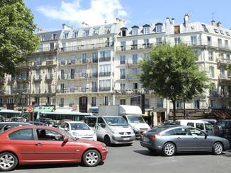 Embouteillages : Paris grimpe au classement
