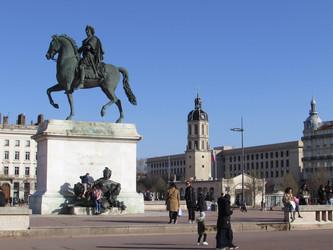 Lyon prépare la piétonisation de son centre-ville