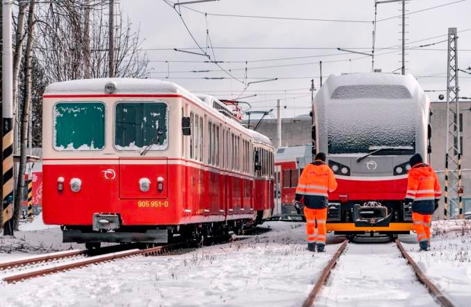 ligne ferroviaire des Tatras, Slovaquie