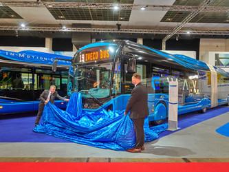 Fusion commerciale entre Heuliez Bus et Iveco Bus