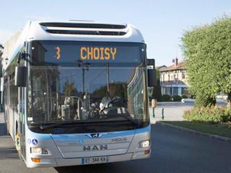 Ile-de-France mobilités attribue 5 contrats de bus