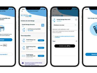L'Assistant SNCF désormais disponible sur iPhone