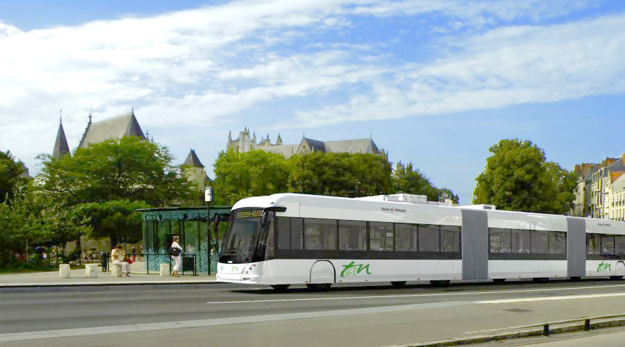 e-Busway Nantes