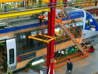 Les défis de l'union Alstom-Bombardier