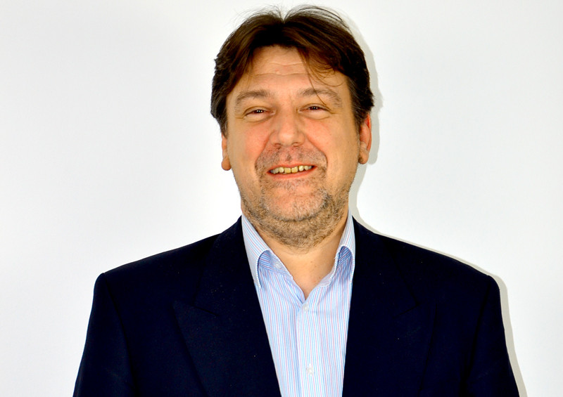 François Garrabos, directeur transport chez Resaneo