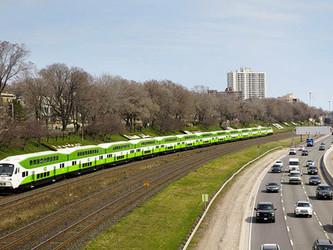 Canada : Icomera équipera en wi-fi le parc de Go Transit