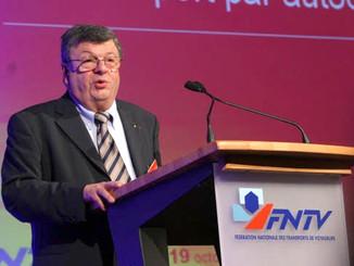 Philippe Détré, ancien président de la FNTV, s'en est allé