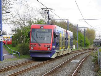 Des projets XXL pour le tram-train du  West Midlands