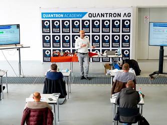 Quantron AG lance son académie
