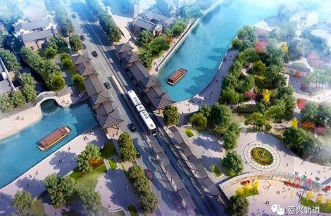 tramway de Jiaxing