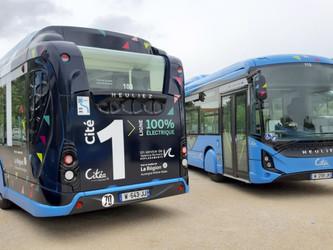 Valence met le cap sur des bus électriques