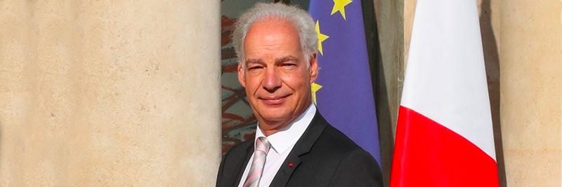 Alain Griset, ministre délégué aux Petites et moyennes entreprises