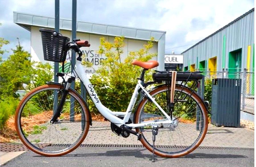 Vélo Communauté de Communes du Pays de Lumbres