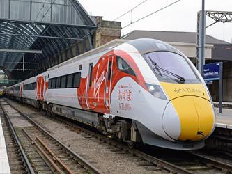 Londres-Leeds et le Yorkshire sous le signe d'Azuma
