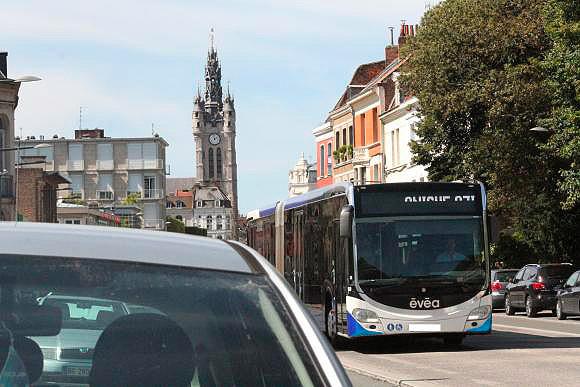 Bus gratuit à Douais