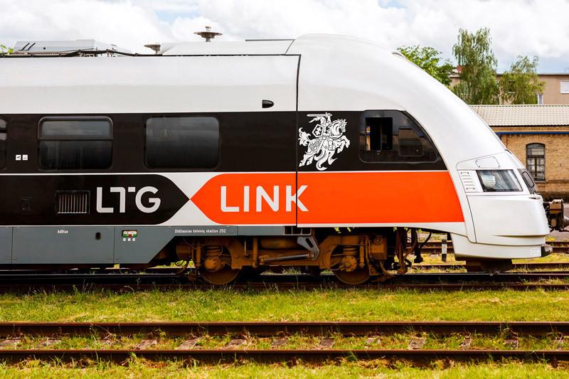 rail lituanien ltg link
