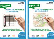 Creil Sud Oise (ACSO) et RD Creil lancent une campagne de lutte contre la fraude