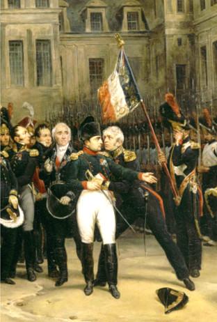 2021 : Fontainebleau fête Napoléon 1er