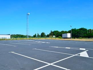 Roussy-le-Village : création d'un parking-relais transfrontalier