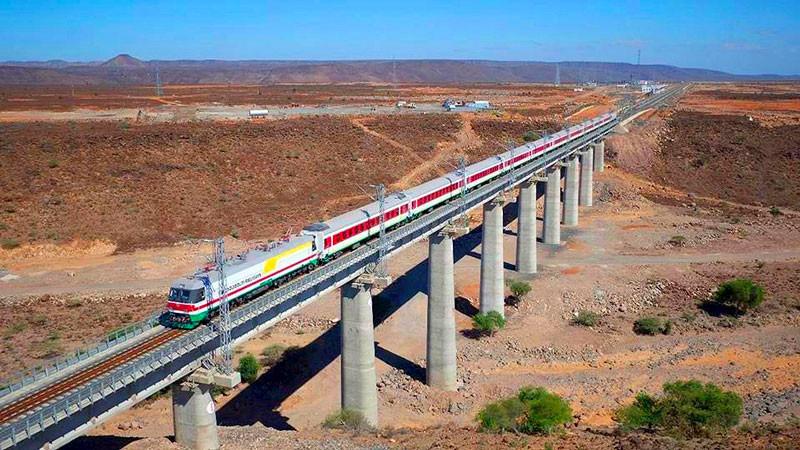 train éthiopie