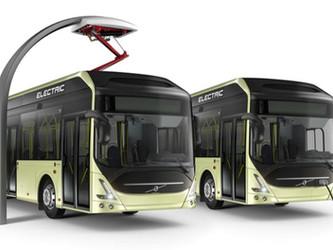Volvo teste ses bus électriques en conditions difficiles