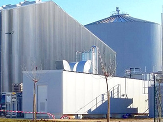 Fonroche Biogaz : 1er producteur de biométhane en France