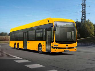 Suède : Bergkvarabuss commande 79 eBus BYD