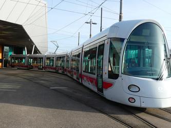 35 tramways Citadis pour Lyon